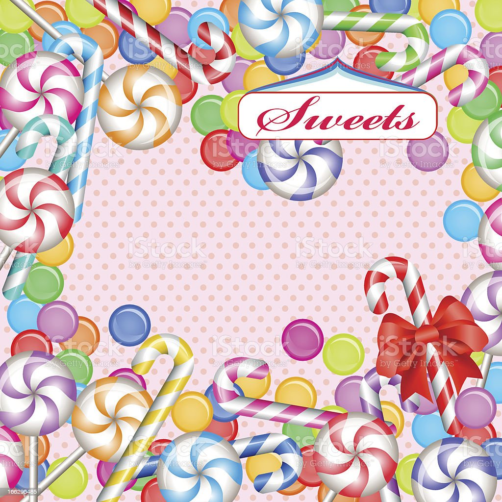 Mixed colorful candies royalty-free mixed colorful candies stock vector art & more images of birthday