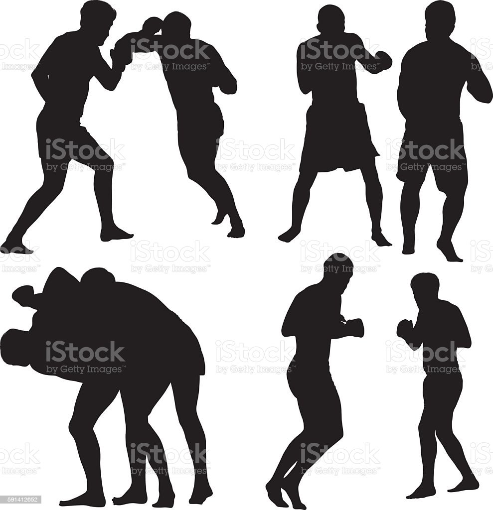 royalty free mma clip art vector images illustrations istock rh istockphoto com mma clipart free mma fighters clipart