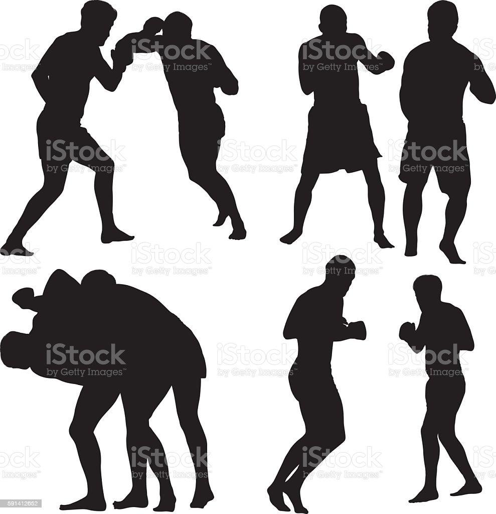 royalty free mma clip art vector images illustrations istock rh istockphoto com mma gloves clipart MMA Movies