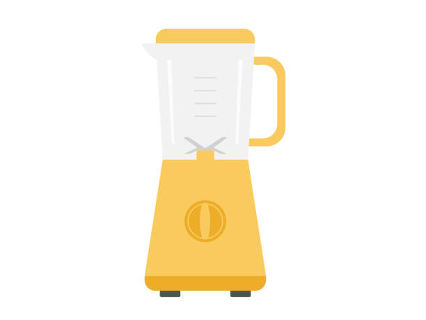 mixer - küchenmixer stock-grafiken, -clipart, -cartoons und -symbole