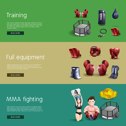 mma banners