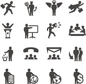 Mobico collection - Business Relationship icons.