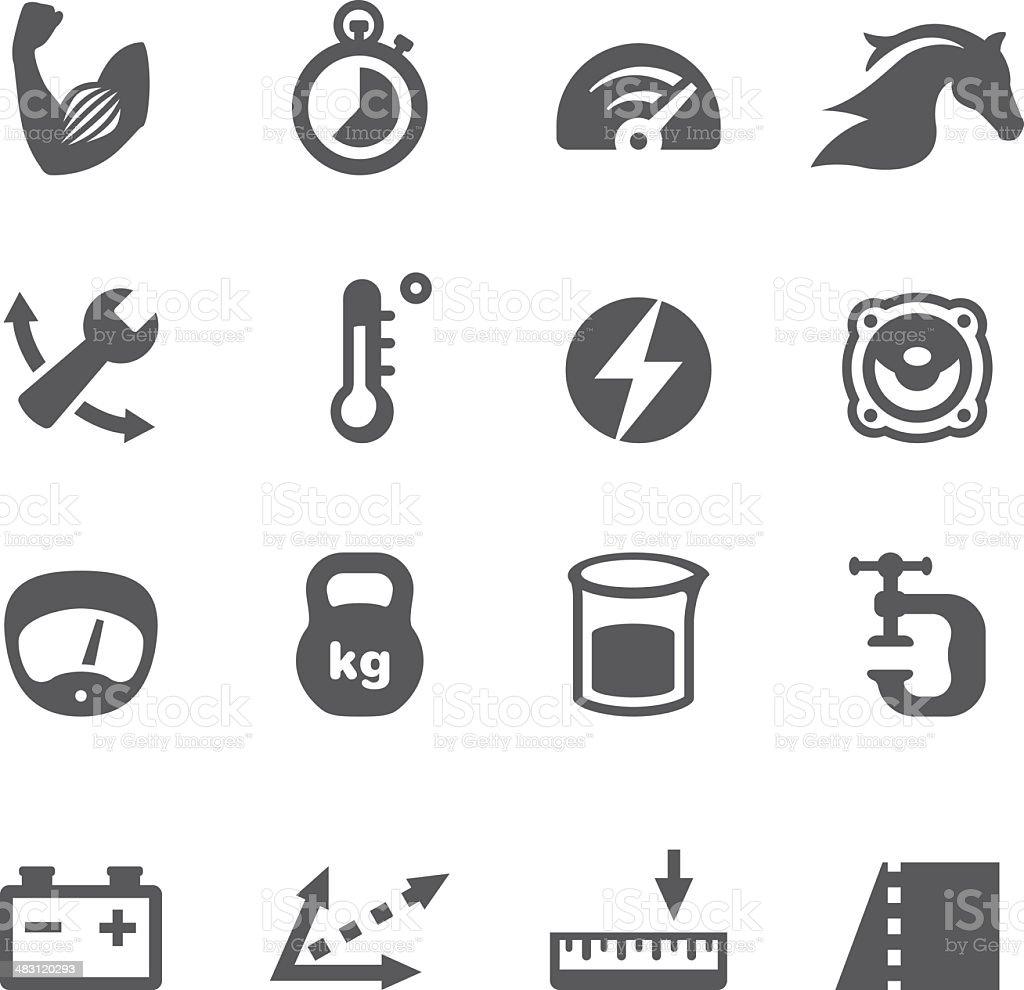 Mobico icons - Convert Units vector art illustration