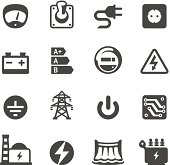 Mobico icons - Electricity