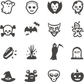 Mobico icons - Fear and Horror