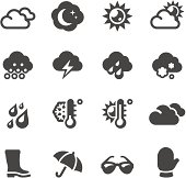 Mobico icons - Weather