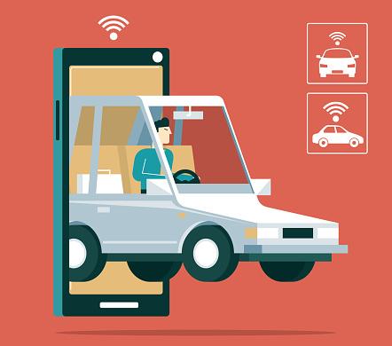 Mobile apps for transportation