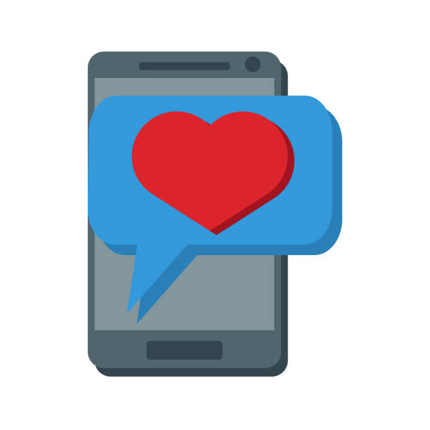 Dating apps with blue icon