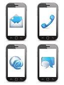 Mobile communications.