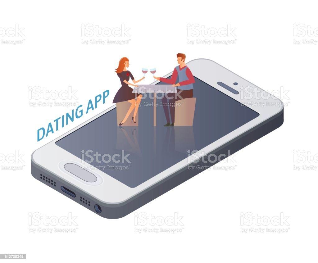 Dating app för smartphones