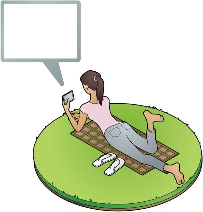 Mobile in Park