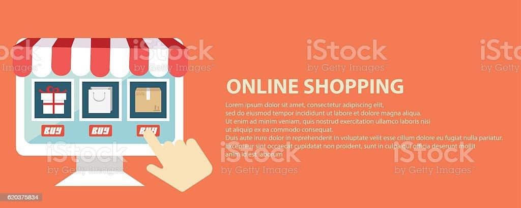 Mobile marketing and online shopping web banner mobile marketing and online shopping web banner - stockowe grafiki wektorowe i więcej obrazów aspiracje royalty-free
