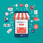istock Mobile payments 468387652