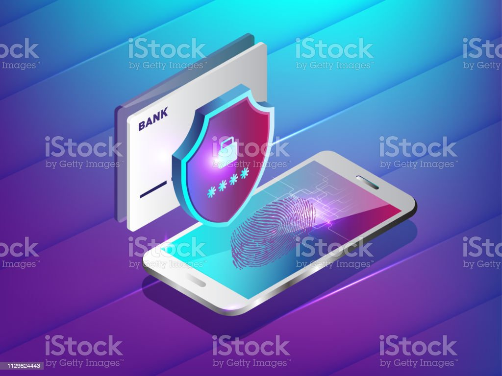 Mobile phone banking security