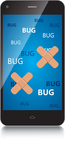 Mobile phone bug