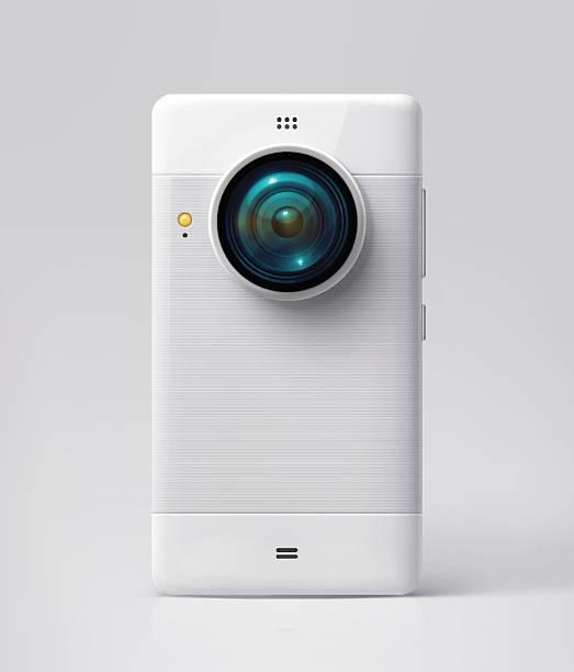 ilustraciones, imágenes clip art, dibujos animados e iconos de stock de cámara de teléfono móvil - zoom call