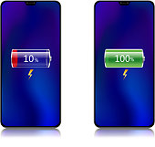 istock mobile phone charging 1061610446