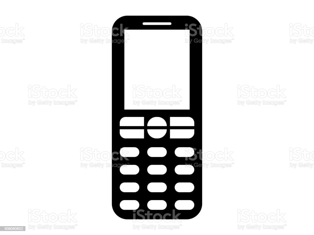 mobile phone icon vector stock vector art more images of business rh istockphoto com mobile victory polaris mobile vectra #2 sds