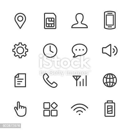 Mobile, Setting, control, control panel