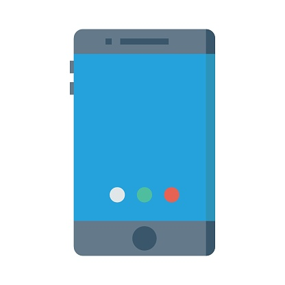 Mobile Stock Illustration - Download Image Now