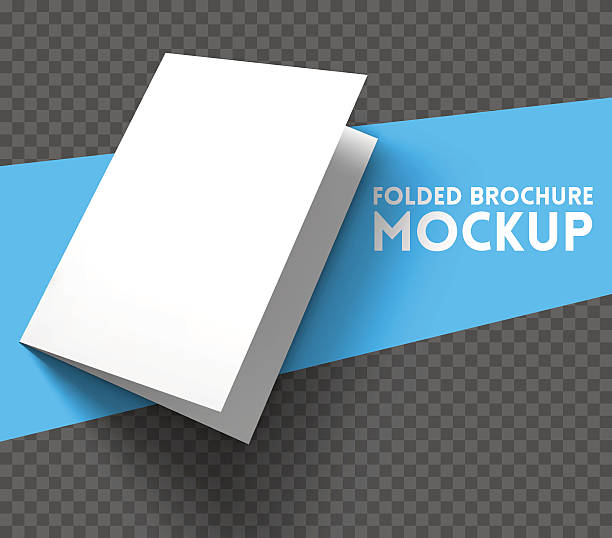 illustrations, cliparts, dessins animés et icônes de mockup on transparent background. vector illustration. - maison témoin modèle réduit