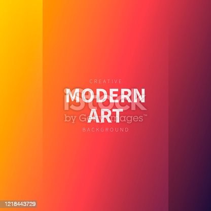 Modern and trendy abstract background with two vertical symmetrical folds. This illustration can be used for your design, with space for your text (colors used: Yellow, Orange, Red, Brown, Black). Vector Illustration (EPS10, well layered and grouped), format (1:1). Easy to edit, manipulate, resize or colorize.
