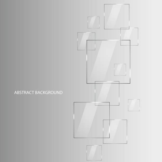モダンな抽象的背景 - ガラスのテクスチャ点のイラスト素材/クリップアート素材/マンガ素材/アイコン素材