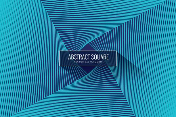 ilustrações de stock, clip art, desenhos animados e ícones de modern abstract background - repetição conceito