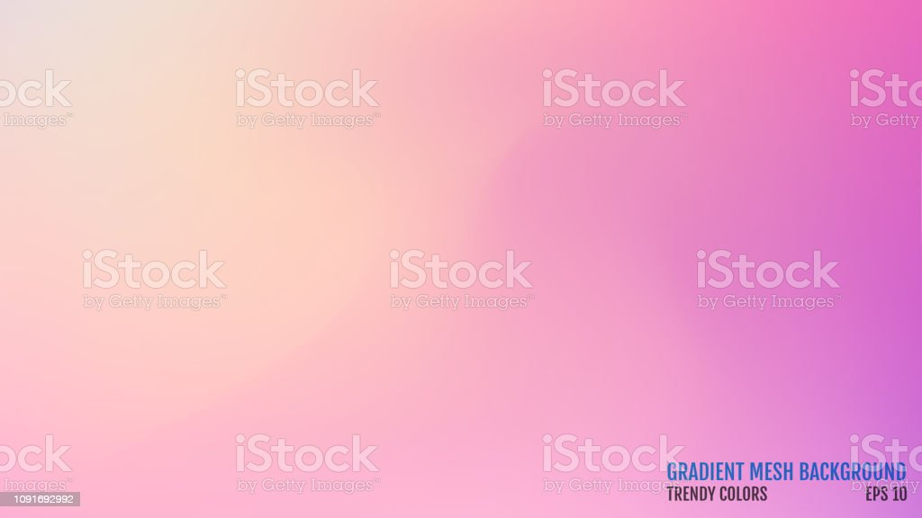 Modern background. Colors transition concept. Gradient mesh. Abstract Cover. Trendy colored Surface. Elegant pattern. Vector illustration. vector art illustration