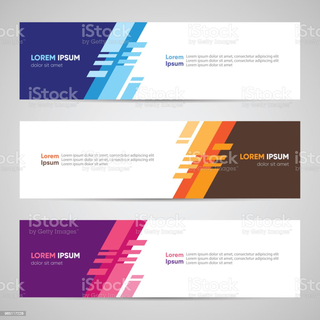 Modern Banner Design. Banner Backdrop Background Header Footer Web Template. Abstract Colorful Banner with Diagonal Style Vector royalty-free modern banner design banner backdrop background header footer web template abstract colorful banner with diagonal style vector stock vector art & more images of abstract