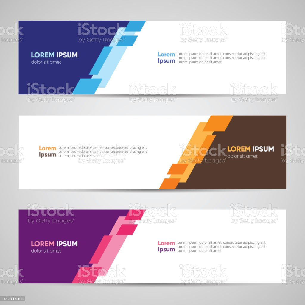 Modern Banner Design. Banner Backdrop Background Header Footer Web Template. Abstract Colorful Banner with Diagonal Style Vector modern banner design banner backdrop background header footer web template abstract colorful banner with diagonal style vector - stockowe grafiki wektorowe i więcej obrazów abstrakcja royalty-free