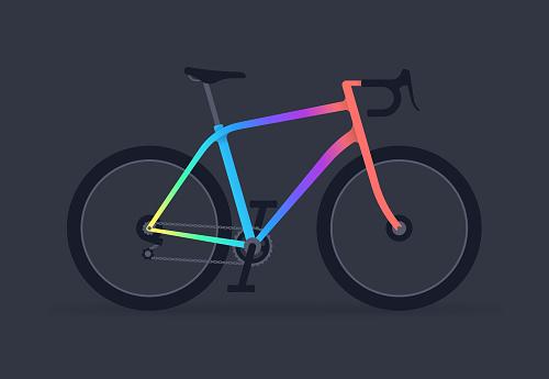 Modern Bicycle