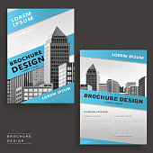 modern brochure design stock vector art more images of