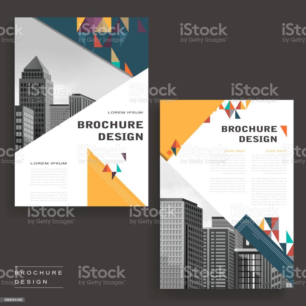 modern brochure designs