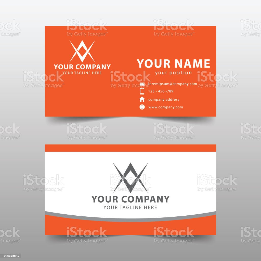 Modern Simple Business Cards Choice Image - Business Card Template