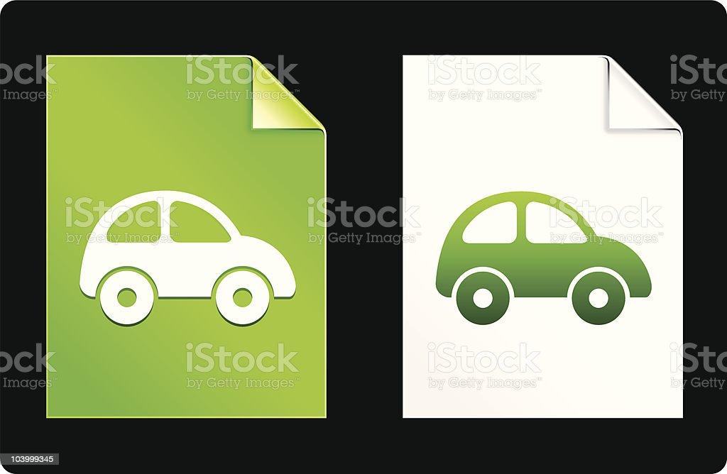 modern car greener environment design elements