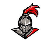 Modern Charismatic Knight Warrior Character Illustration