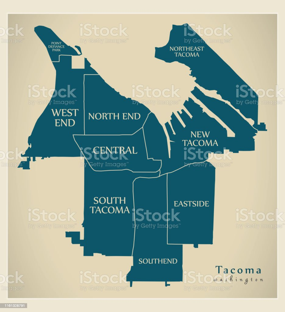 Modern City Map Tacoma Washington City Of The Usa With ... on city of wisconsin map, city of germany map, city of chicago map, city of alabama map, city of new orleans map, city of puerto rico map, city of oklahoma map, city of marquette map, city of georgia map, city of idaho map, city of cincinnati map, city of miami map, city of montana map, city of kentucky map, city of seattle map, city of delaware map, city of virginia map, city of california map, city of tennessee map, city of louisiana map,