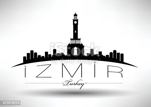 Izmir Vector Free Ai Svg And Eps