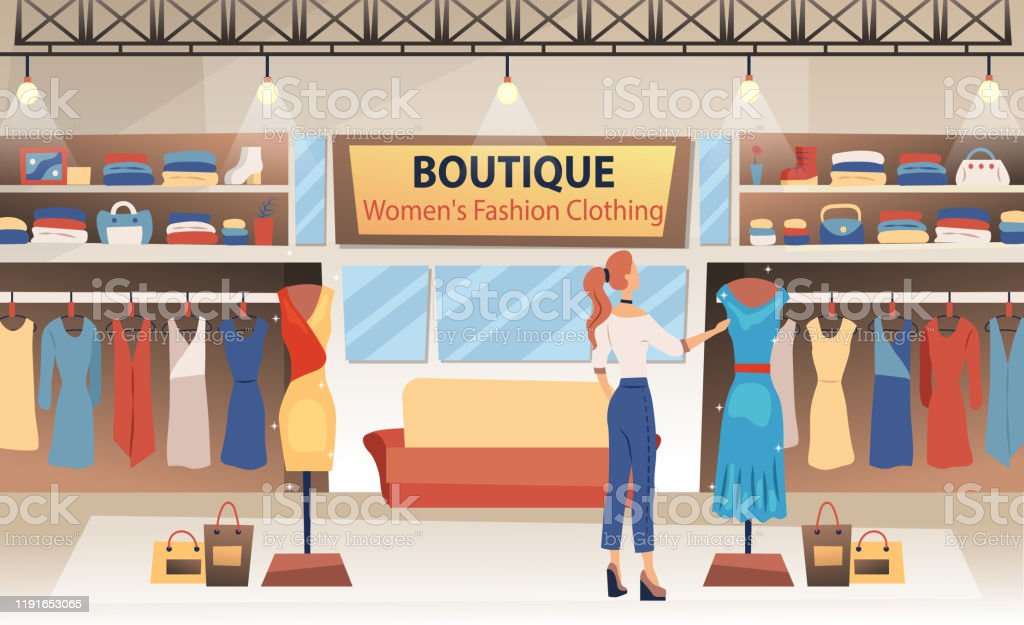 clothing textile and interior designer