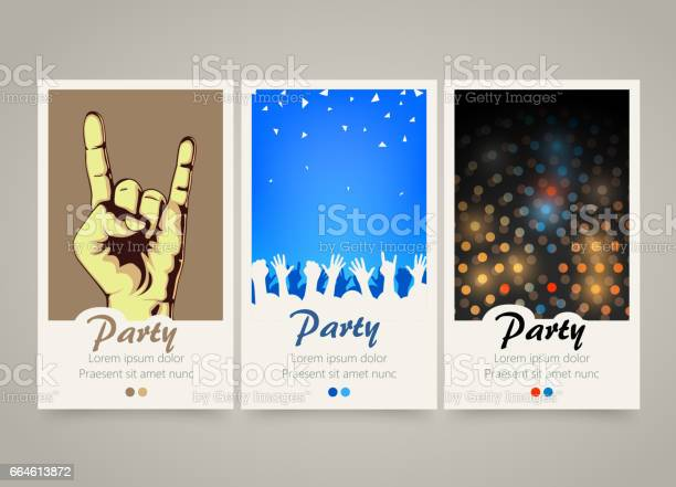 Modern colorful vertical music party banners flyer set vector id664613872?b=1&k=6&m=664613872&s=612x612&h=xzu68vg3e 2uaynudt8iyu4nrrcp3bsszglw5q9s1vs=