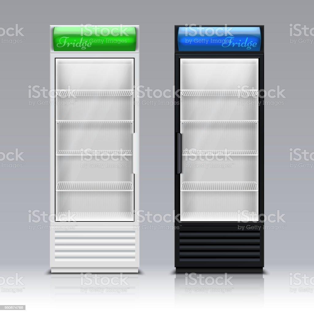 Moderne Kommerzielle Display Kühlschrank ...