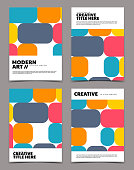 Modern abstract cover design. Vector minimal background design for poster, banner, leaflet, booklet or any design needs.