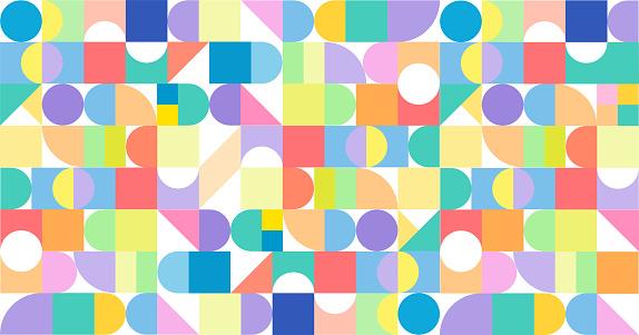 Modern Design Diversity Promo Banner Vector Design - Immagini vettoriali stock e altre immagini di Affari