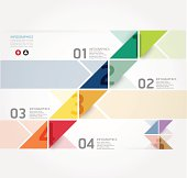 modern Design infographics banner style