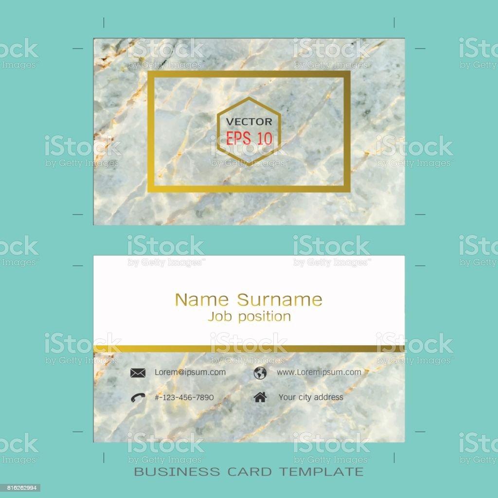 Modern designer business card layout templates marble texture modern designer business card layout templates marble texture background royalty free modern designer business reheart Image collections