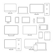 Modern devices and gadgets