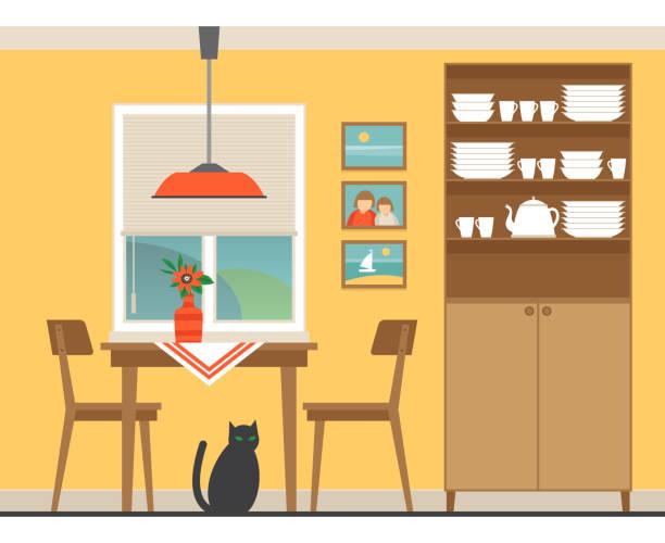 Top 60 Kitchen Window Clip Art, Vector Graphics and ...