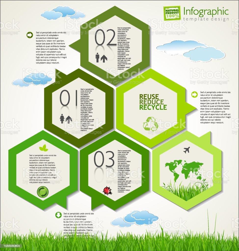 Modern ecology background
