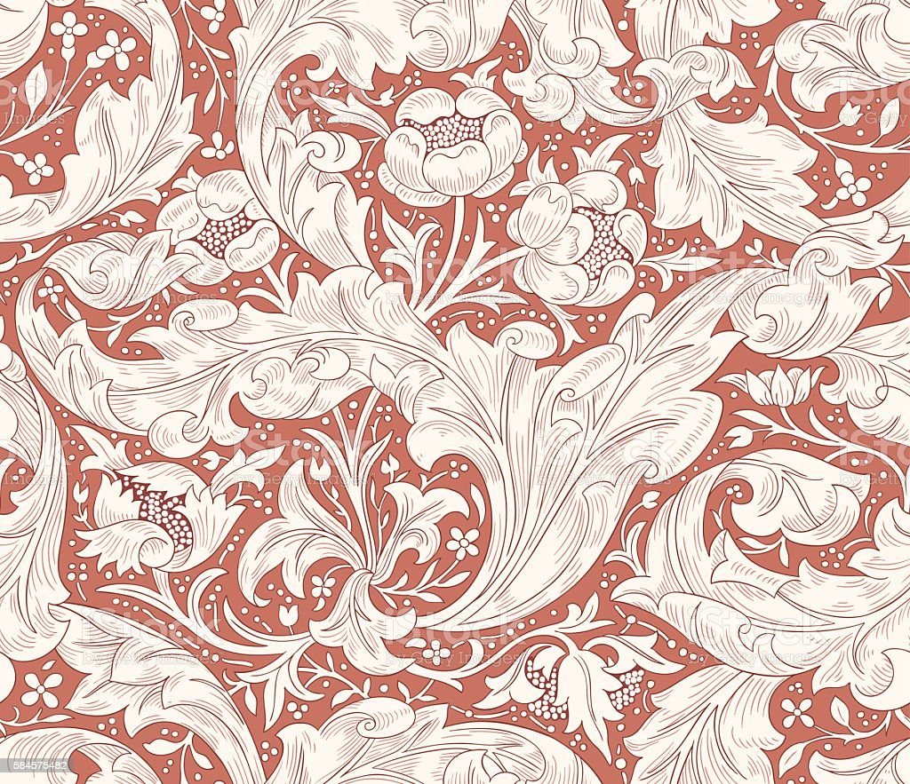 Modern Fabric Design Pattern Desktop Wallpaper Background Stock